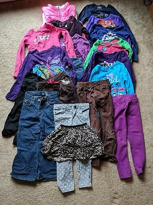 Girls Toddler Clothes, 5T, Winter, Fall, , OshKosh,Carter's,Children's Place,