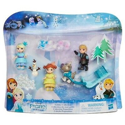 Frozen TOYS Disney Little Kingdom Toddler Collection for Girls 4 5 6 7 8 Year