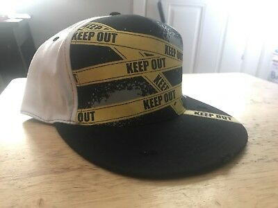 Durarara Hat Cap New Keep Out Anime Toys Licensed ge32161