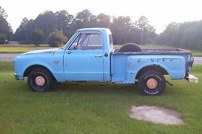 1967 Chevrolet Other Pickups  1967 CHEVROLET SHORT BED TRCK