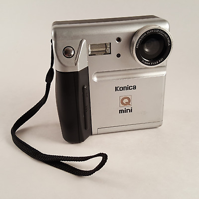 rare vintage minolta mini 35 slide projector with blower and