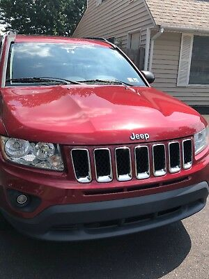 2011 Jeep Compass Limited car