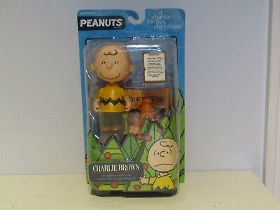 Peanuts A Charlie Brown Christmas Figures Round 2 Charlie Brown Smiling Variant