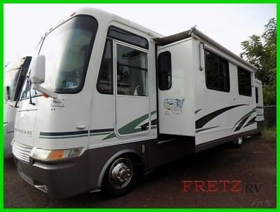 2001 Newmar MOUNTAIN AIRE 3758 MTRH. Used