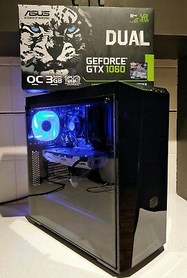 GTX 1060 Gaming PC