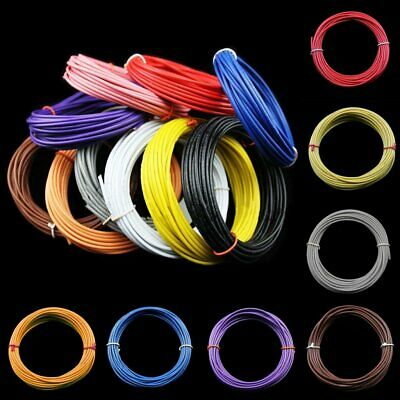 5-20M16AWG~30AWG Flexible UL1007 PVC Cable Wire Cord Hook-up DIY Electrical Line