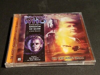 Big Finish Doctor Who audio 112 Kingdom of Silver NEW