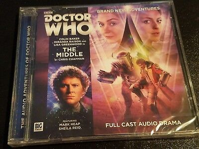 Big Finish Doctor Who audio 232 The Middle NEW