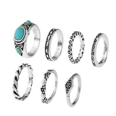 Mix and Match boho rings-style 6