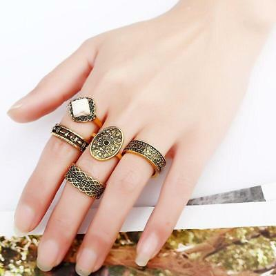 Mix and Match boho rings-style 7