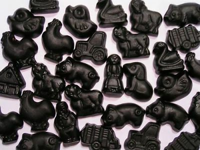 Dutch Licorice - BOERDERIJDROP 500g (Farm Animals Shaped Dutch Licorice)