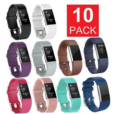 Fitbit Charge 2 Small Replacement Bracelet Watch Band Heart Rate Fitness S / L