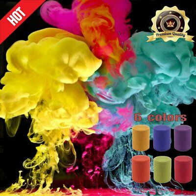 DIY Colorful Smoke Cake Smoke Studio Photography Props  Effect Maker Show Bomb F