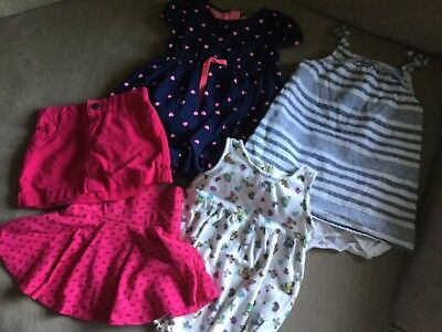 6f0d35a444f83 Baby Girl Size 12-18 M Old Navy Dress Skirt Lot-💗