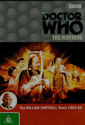 Doctor Who - 1st Dr The ROMANS New/Unsealed Region 4  I will always combine post