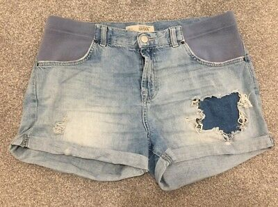 Maternity Shorts Topshop Size 12