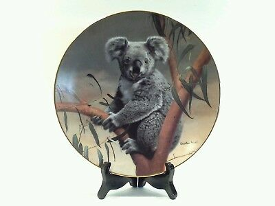 "W. L. George Display Plate ""the Koala"" by Charles Frace`"