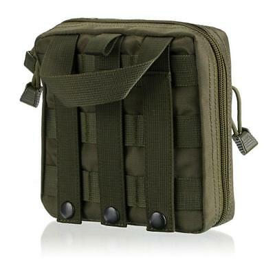 Outdoor Unisex Multipurpose Tactical Backpack Nylon Sling Pouch Workbag Storage