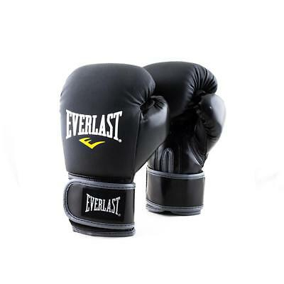 Everlast 6oz. Junior Training Boxing Gloves in Black for Children Ages 6 and Up