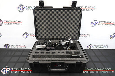 AUT Solutions WeldScan Phased Array Omniscan Flaw Detector Scanner NDT Olympus
