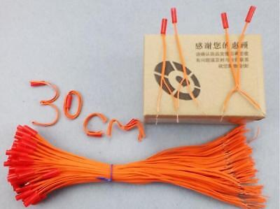 40pcs 30cm Copper wire fireworks firing system Receiver AC remote Wedding Stage