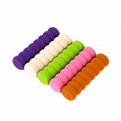 2pcs Soft Sponge Spiral-Type Door Glove Door Handle Protective Cover for Kids