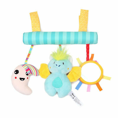 25 Styles Baby Stroller Toy Bed Hanging Rattle Car Seat Toy Plush Hanging Toys