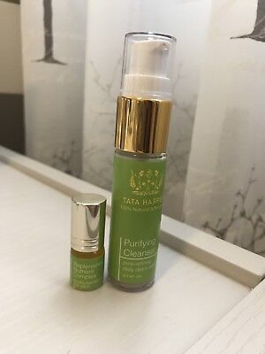 Tata Harper Purifying Cleanser And Nutrient Complex