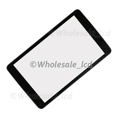 Touch Screen Digitizer + Frame Replacement For Alcatel A30 9024W T-Mobile Tablet