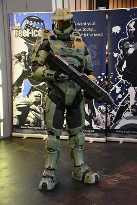 Build your own Halo costumes inc H3 IV V VI and marine more included - Cosplay
