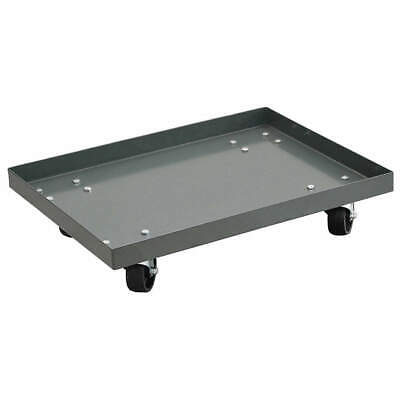 GRAINGER APPROVED General Purpose Dolly, 900 lb., 24WF57, Gray