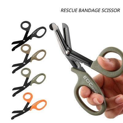 Shears Bandage Scissors Paramedic Trauma Medical Scissors Doctor First Aid US
