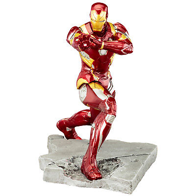 Kotobukiya Captain America: Civil War: Iron Man Mark 46 ArtFX+ Statue