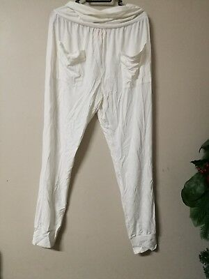 BNWT Country Road women ladies FL cream PYJAMAS pants size S