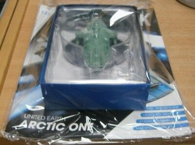 Star Trek Official Starships Collection #131 Unite Earth Arctic One Research Shi