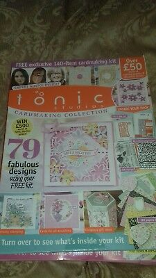 Magazine box set tonic