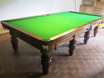 Quality 10ft Snooker Table With Free Professional Delivery And Installation