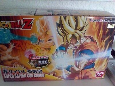DragonBall Z Figure Rise Standard Bandai Model Kit Japan Import Dragonball Goku