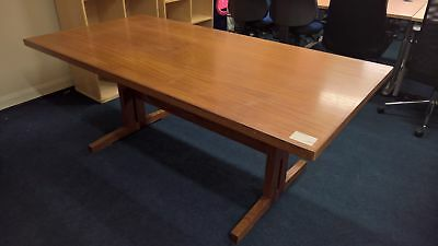 Office Conference / Boardroom / Meeting table - Solid Wood