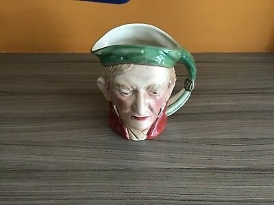BESWICK WARE CHARACTER / TOBY JUG 'SCROOGE'  - LARGE  18cm 372