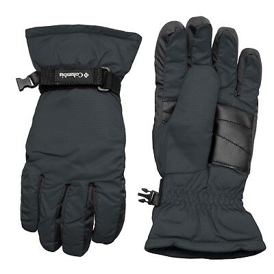Columbia Thermal Coil Omni-Shield Waterproof Insulated Winter Gloves Boys L, XL