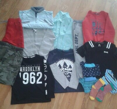 Bargain - Boys bundle of clothes - mostly age approx 8-9yrs
