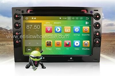 Renault Megane 2003-2010 Android 8.0 Octa-Core 4GB RAM Mirror Link DVD GPS WiFi