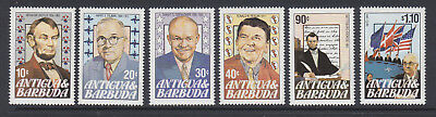 Antigua & Barbuda 1983 Commonwealth Day MNH