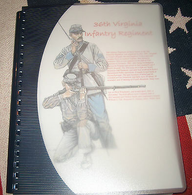 Civil War History of the 36th Virginia Infantry Regiment