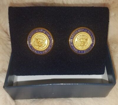 Presidential George W. Bush Cufflinks