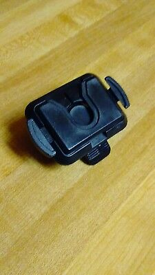 Covertec Clip for Lightsaber Hilt Black Belt Clip