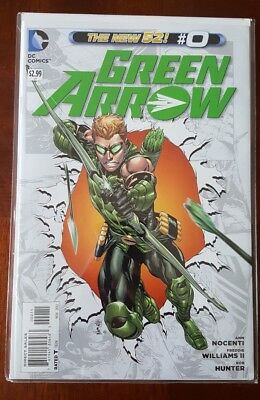 Green Arrow New 52 Complete Series