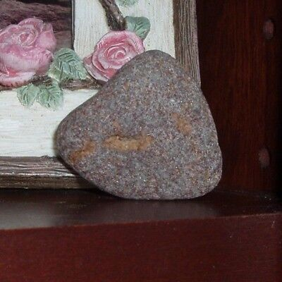 Collectible Sparkly Natural Formed Heart Shaped Rock From Land Of 10,000 Lakes