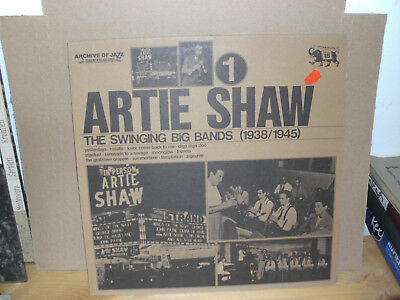 Artie Shaw - The Swinging Big Bands (1938/1945)